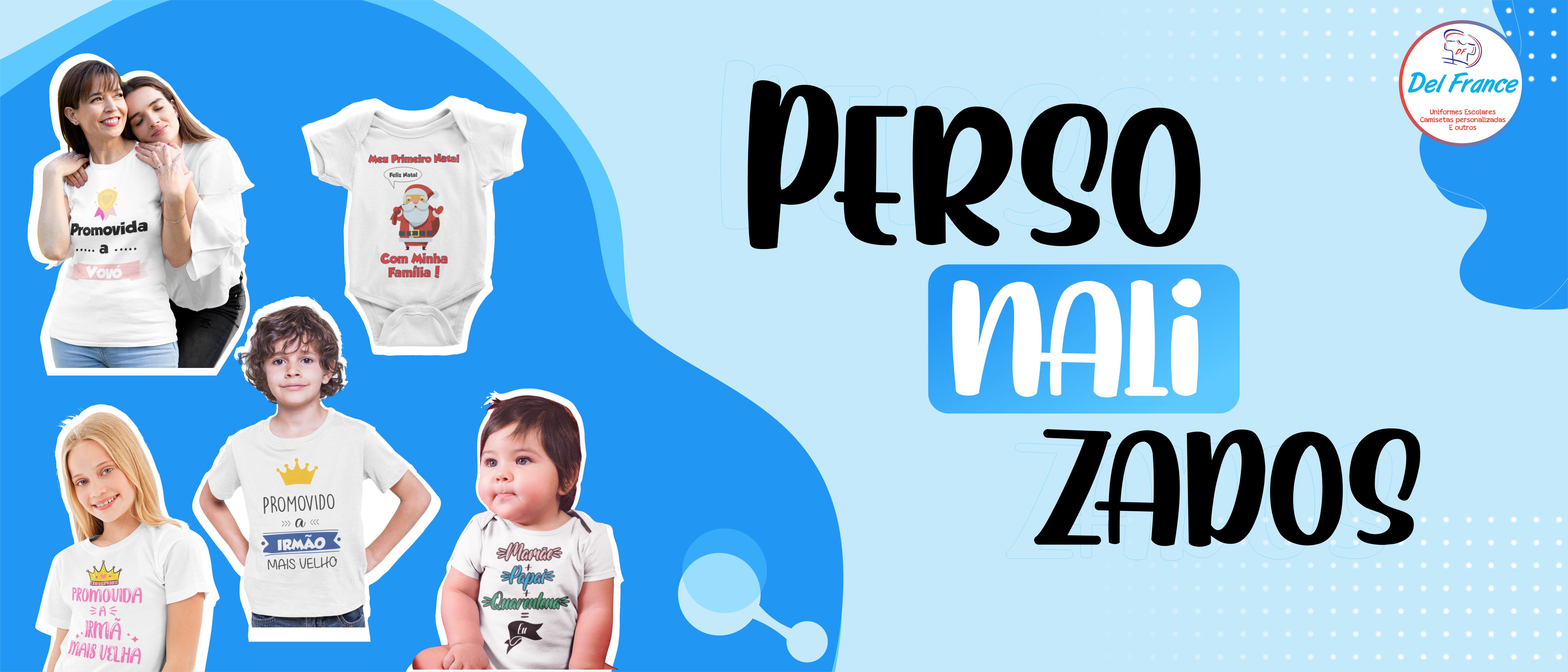 Banner camisetas personalizadas