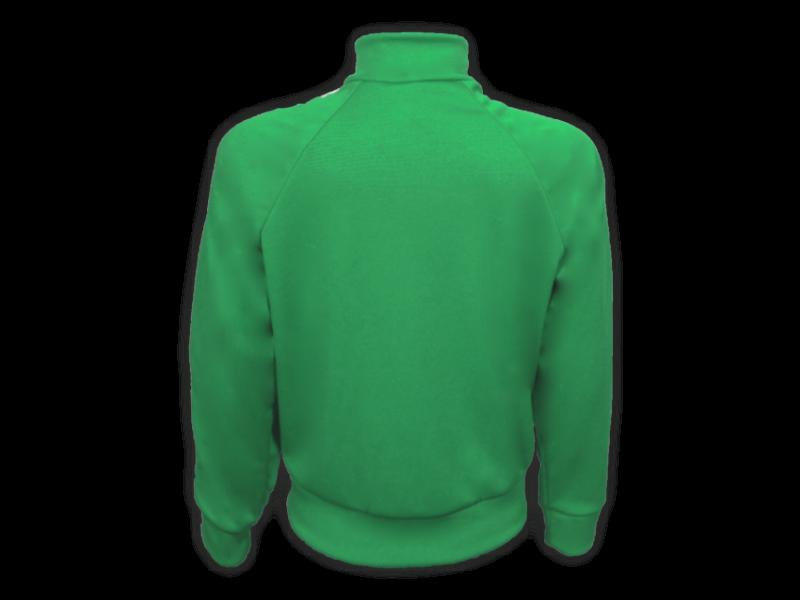 Blusa Helanca Verde Bandeira - Costa