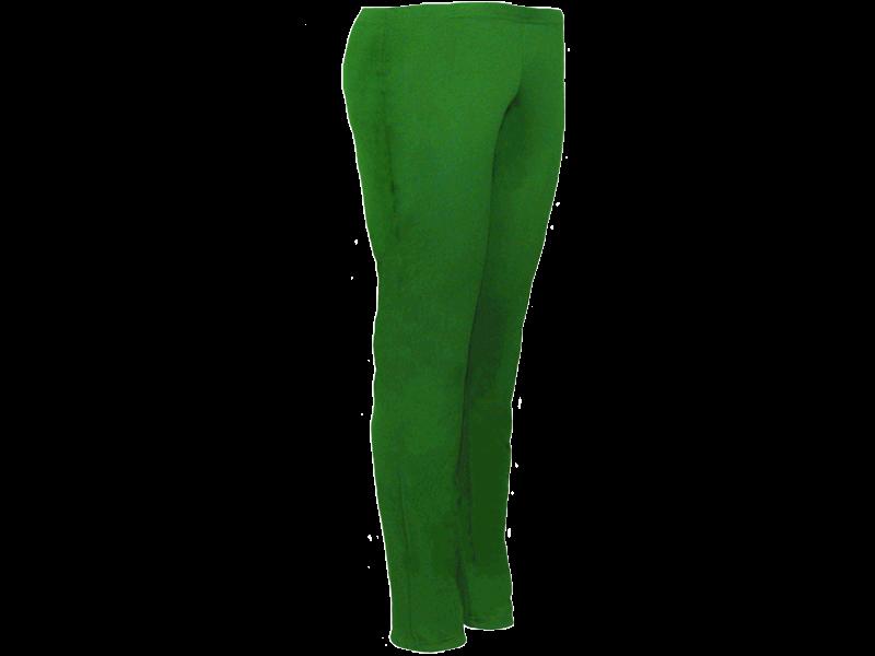 Calça Bailarina Verde Bandeira - Perfil