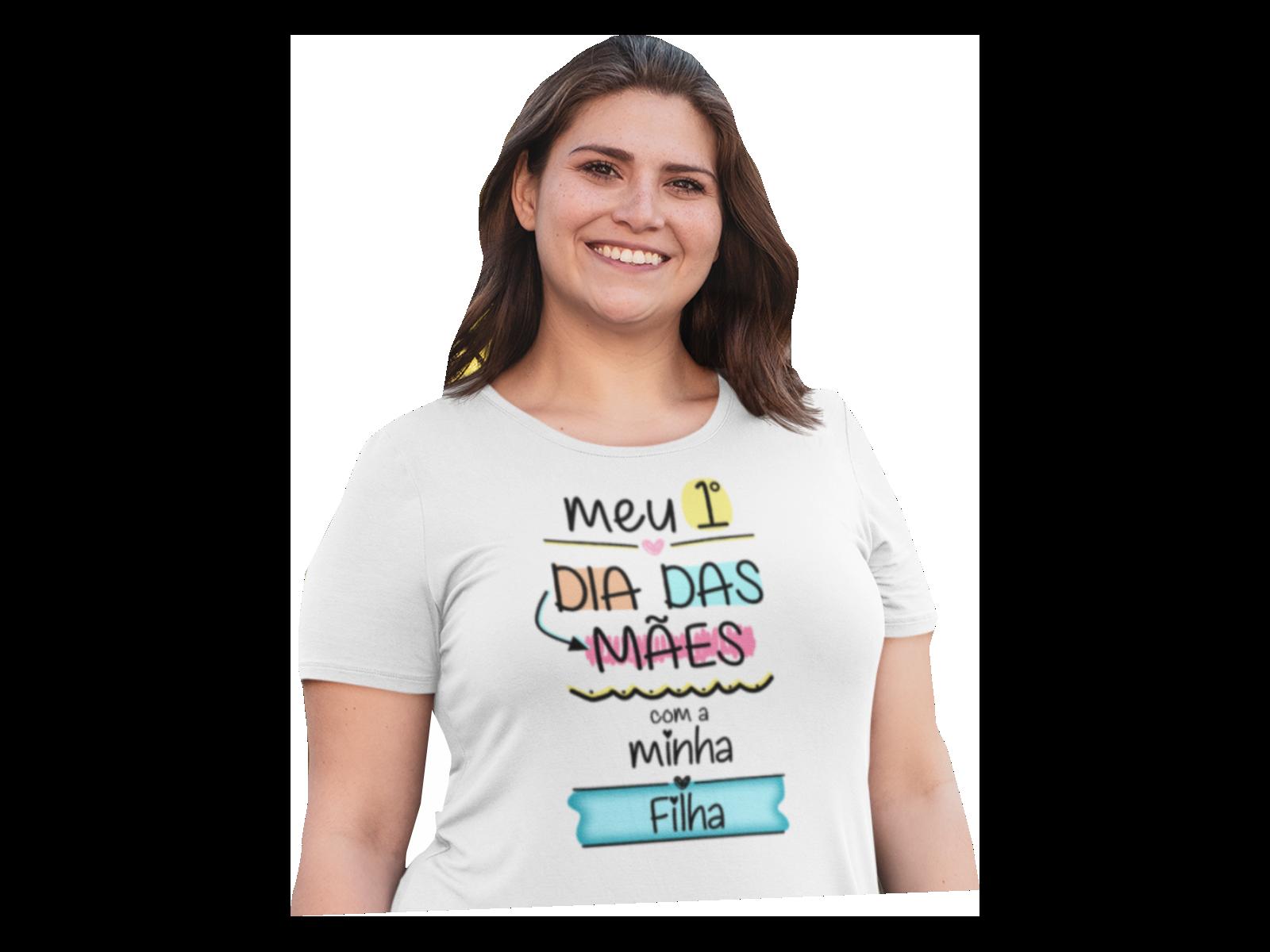 Camisetas Mãe Dia das Mães