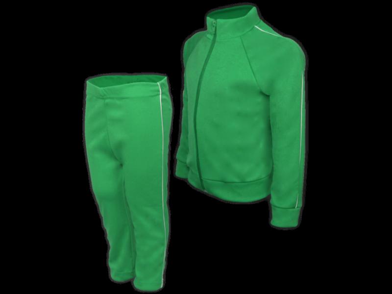 Conjunto Verde Bandeira