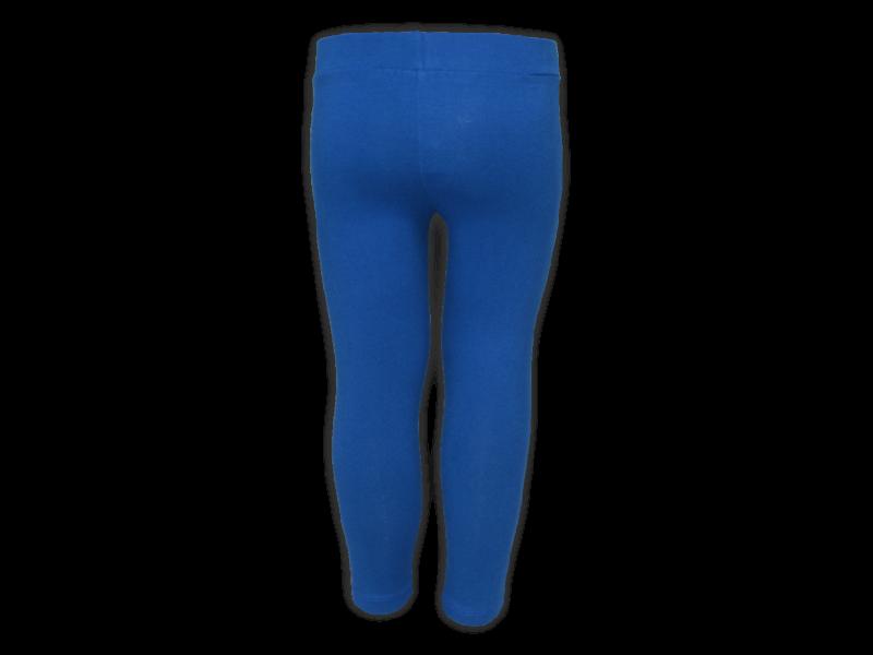 Calça legging azul royal - trás