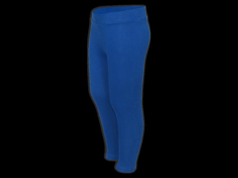 Calça legging azul royal - perfil