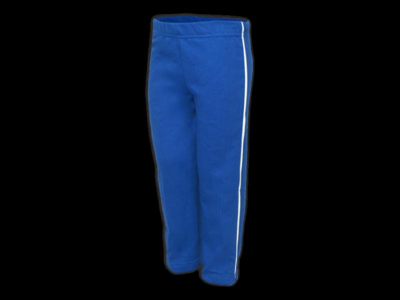 Foto de perfil calça de moletom azul royal tamanho infantil