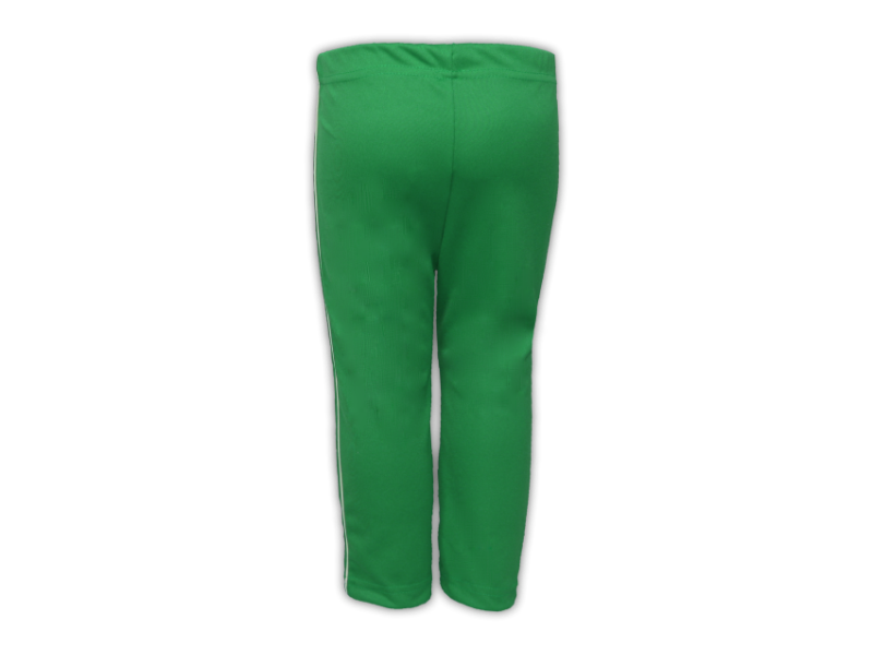 Calça Helanca verde bandeira costas