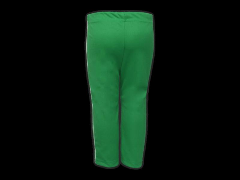 Calça Helanca verde bandeira frente