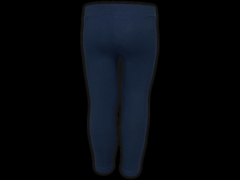 Calça legging azul marinho - trás