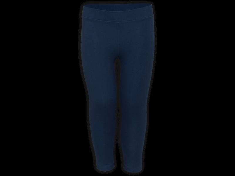 Calça legging azul marinho - frente