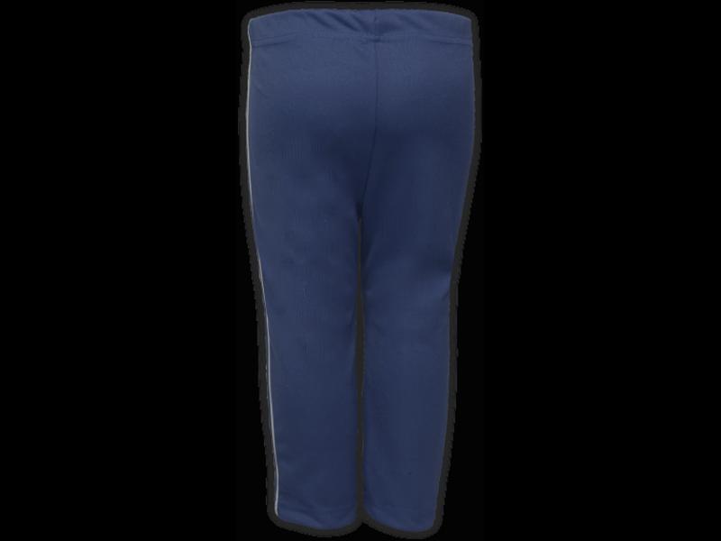 Calça Helanca azul marinho trás