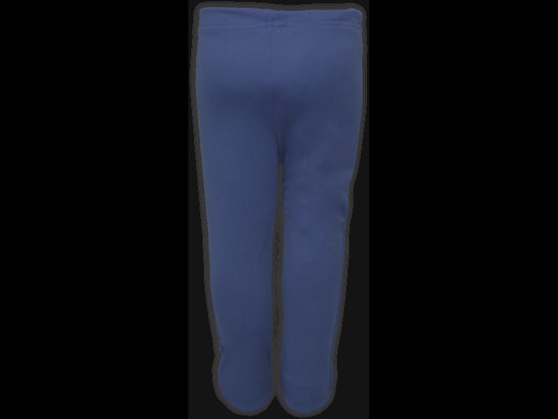 Calça bailarina azul marinho - costas