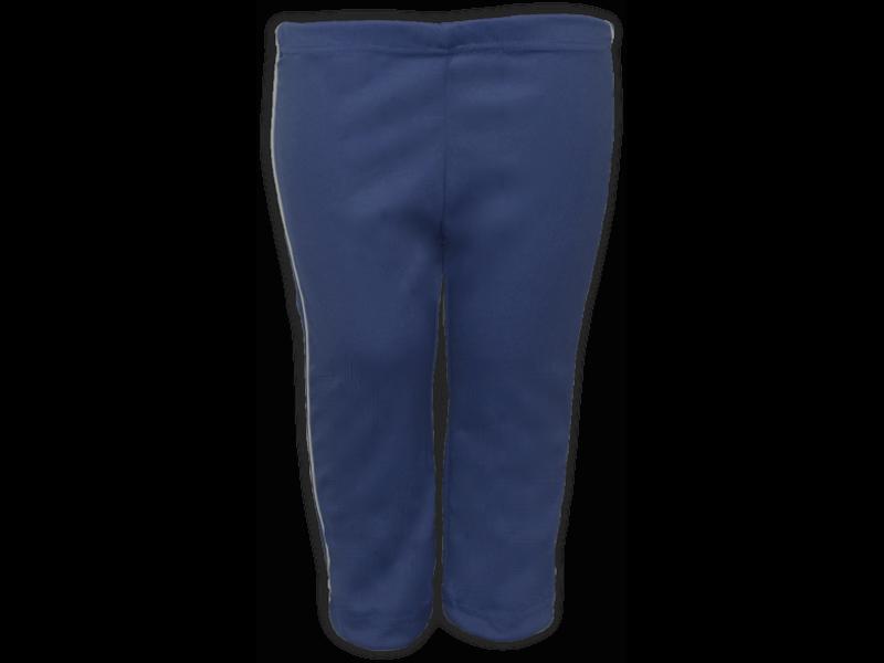 Calça Helanca azul marinho frente