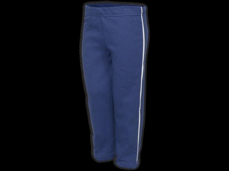 Foto de perfil calça de moletom azul marinho tamanho infantil
