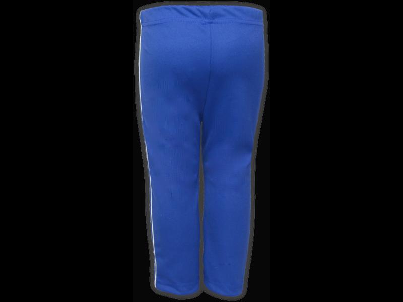 Calça Helanca azul royal trás