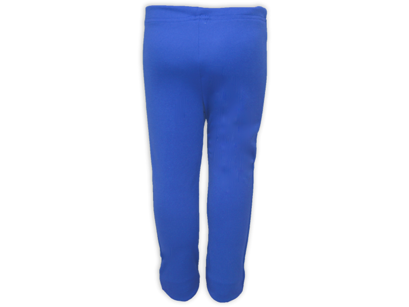 Calça bailarina azul royal - costas