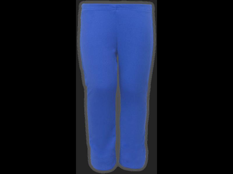 Calça bailarina azul royal - frente