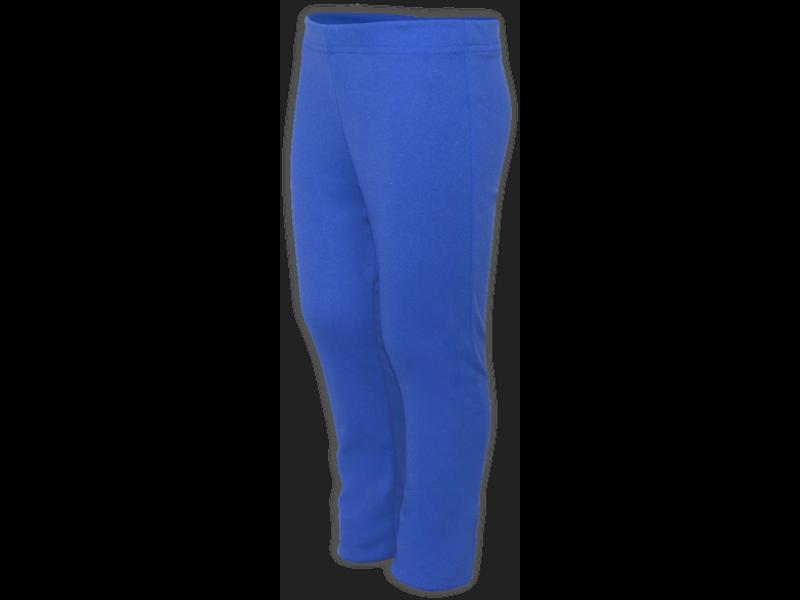 Calça bailarina azul royal - perfil