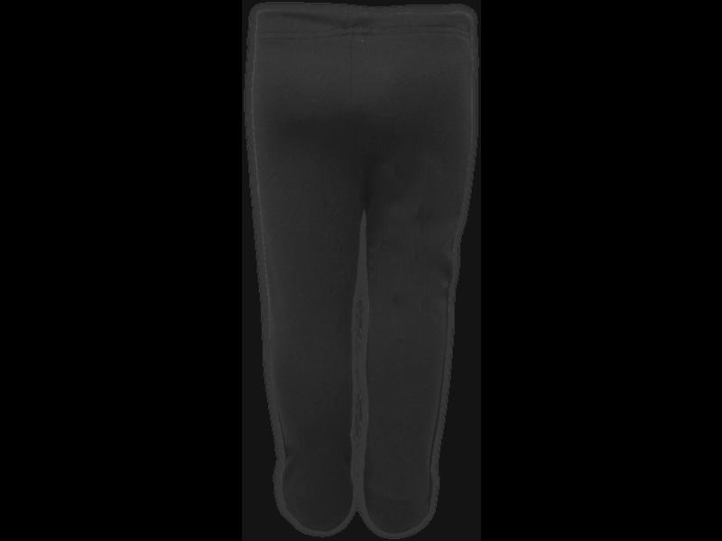 Calça bailarina preta - costas