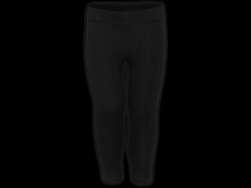 Calça legging preta - frente