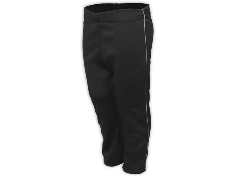 Calça Helanca preta perfil