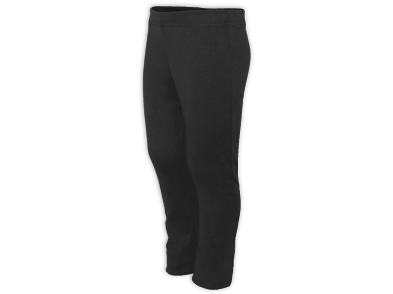 Calça bailarina preta - perfil