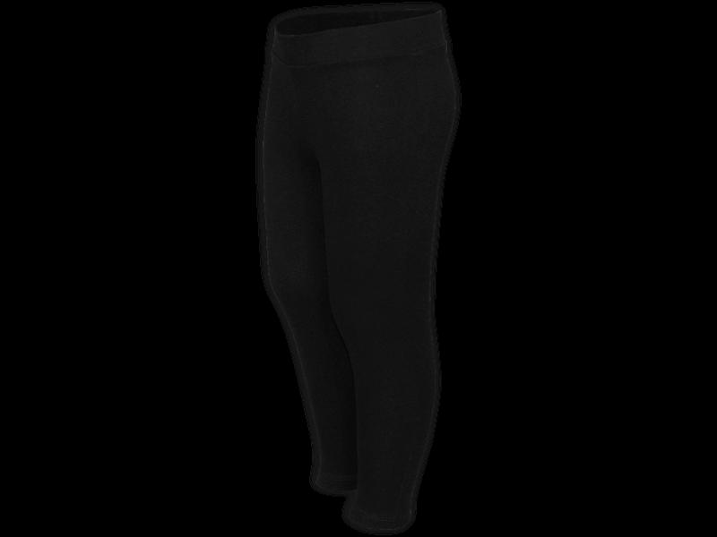 Calça legging preta - perfil