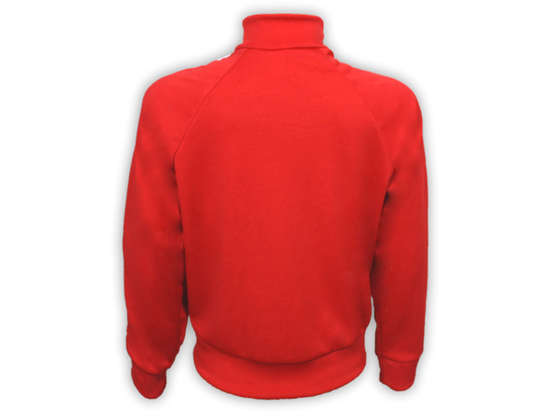 trás blusa helanca vermelha tamanho infantil