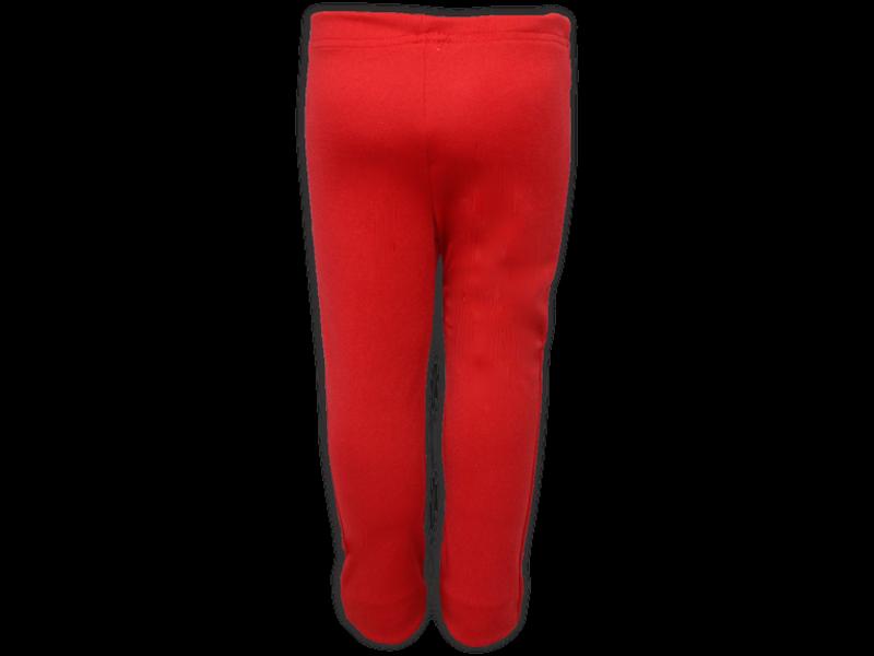 Calça bailarina vermelha - costas