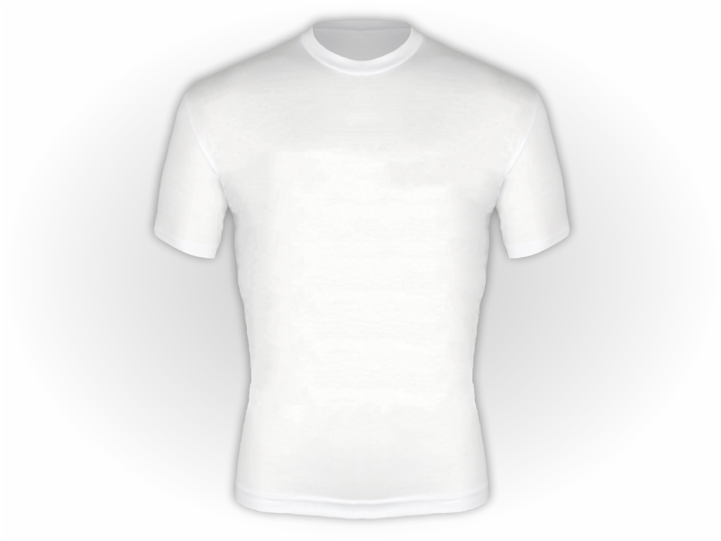 Camiseta branca frente