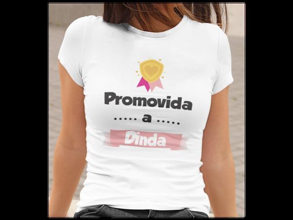 Baby Look Promovida a Dinda