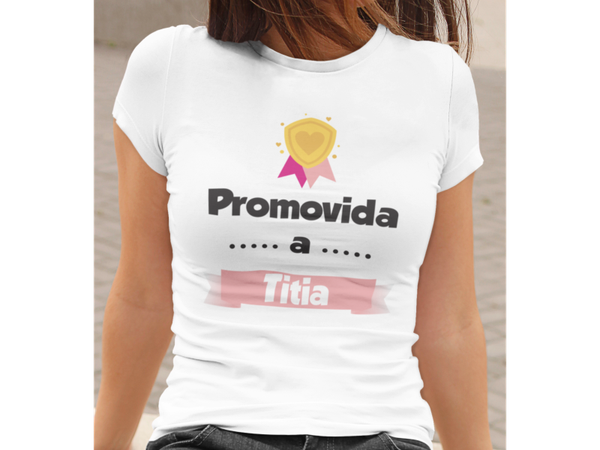 Baby Look Promovida a Titia