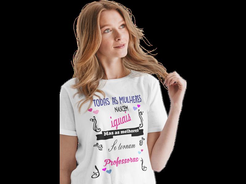 Camiseta Educação Infantil Pedagogia Camisa Nova Dia Dos Professores