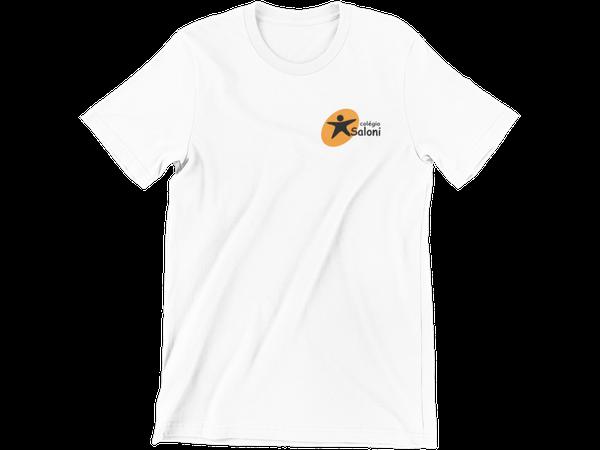 Camiseta Manga Curta Infantil Colégio Saloni