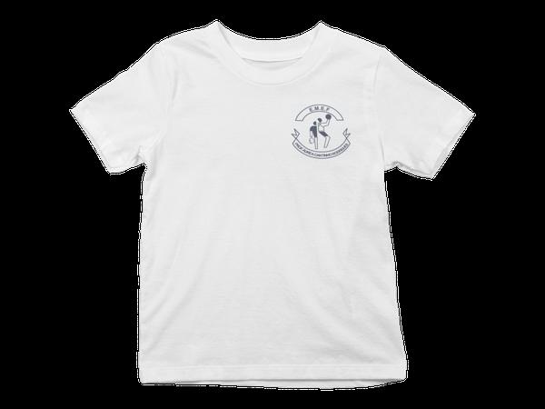 Camiseta Manga Curta Infantil EMEF Profa. Áurea Cantinho Rodrigues