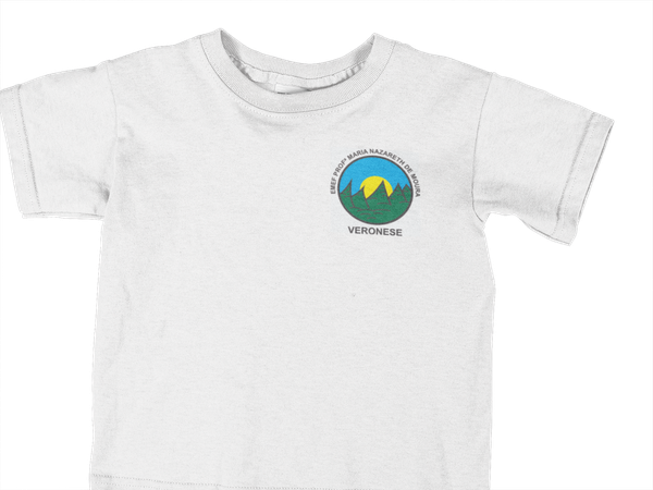 Camiseta Manga Curta Infantil Escola Veronese