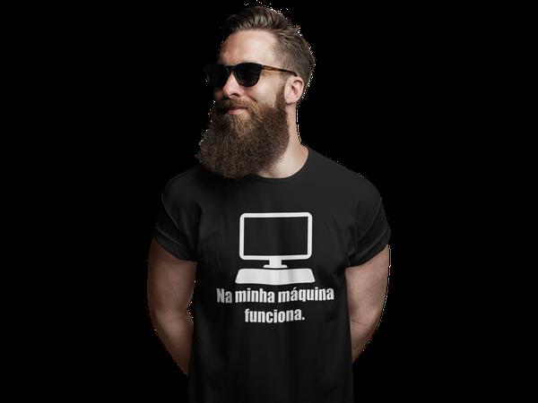 Camiseta Programador Desenvolvedor Linguagem Java Php Phyto