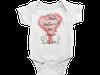 Body Bebê Infantil Vocês Aceitam Ser Meus Dindos capa