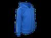 perfil blusa de moletom azul royal tamanho infantil